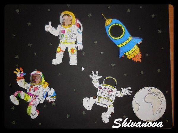 activite manuelle sur l'espace
